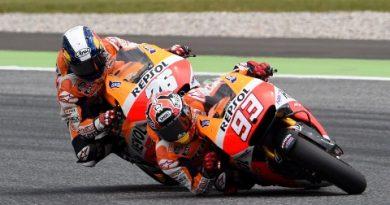 MotoGP: Marc Márquez vence a sétima consecutiva