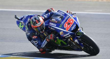 MotoGP: Maverick Viñales vence GP da França