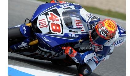 MotoGP: Jorge Lorenzo sai na pole pela segunda vez consecutiva