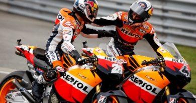 MotoGP: Dani Pedrosa vence na Alemanha