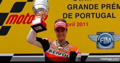 MotoGP: Dani Pedrosa vence em Estoril