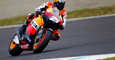 MotoGP: Dani Pedrosa vence GP do Japão