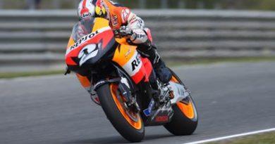 MotoGP: Daniel Pedrosa vence em casa