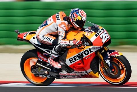 MotoGP: Dani Pedrosa vence em San Marino