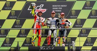 MotoGP: Jorge Lorenzo vence GP da França