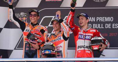 MotoGP: Dani Pedrosa vence em Jerez