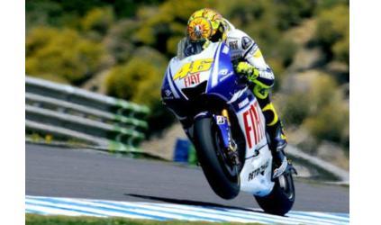MotoGP: Valentino Rossi vence em Jerez e lidera o campeonato