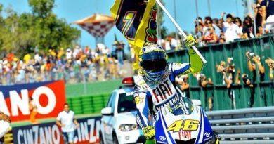 MotoGP: Valentino Rossi vence em Misano