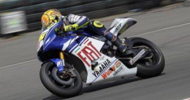 MotoGP: Em Shangai Valentino Rossi vence pela primeira vez no ano