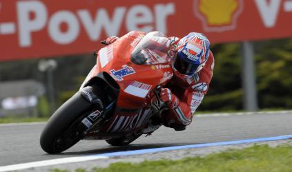 MotoGP: Casey Stoner vence em Phillip Island