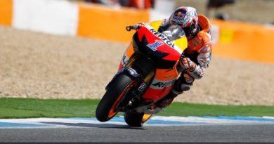MotoGP: Casey Stoner vence em Portugal
