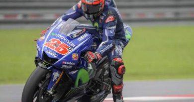MotoGP: Maverick Viñales vence GP do Catar