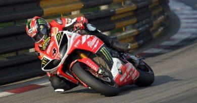 GP Macau Motociclismo: Ian Hutchinson vence em Macau