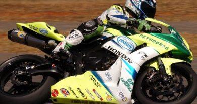 Moto: Queda em Guaporé não impede Portaluppi de conquistar o terceiro título consecutivo