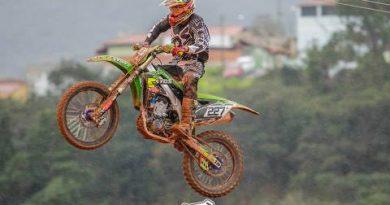 Motocross: André Stocovich morre em acidente durante treino