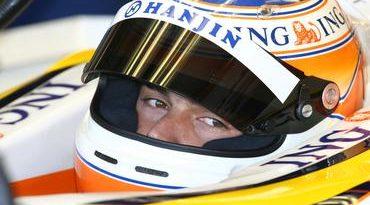 F1: Nelsinho finaliza testes com Renault na Espanha