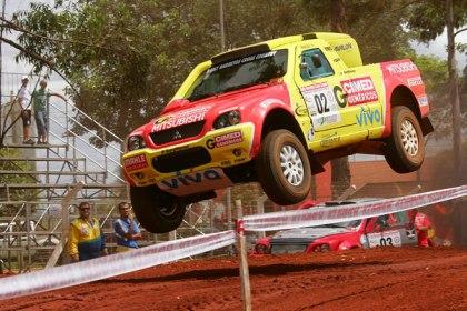 Brasileiro de Rally Cross Country: Maurício Neves e Clécio Maestrelli foram os mais rápidos no prólogo