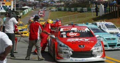 Stock: Luciano Burti conquista 4º lugar na etapa de Brasília
