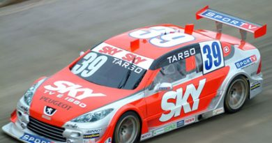 Stock: Tarso Marques, da SKY Racing, larga em 12º na etapa de Santa Cruz do Sul