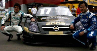 Stock: Baixinhos serão os primeiros a pilotar o Stock Car 2009