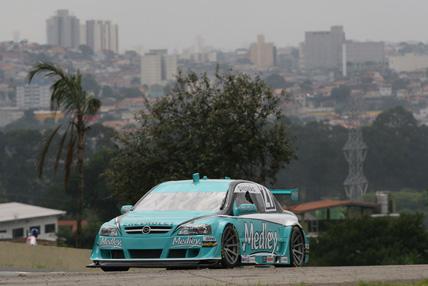 Stock: Guto Negrão leva a melhor nos primeiro dia de treinos da Copa Nextel Stock Car em Interlagos