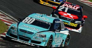 Stock: Chevrolet Power Team abre temporada com dobradinha
