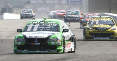Stock: Em Curitiba Nonô marca pontos e Duda se destaca pela recuperação