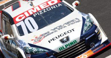 Stock: Antonio Pizzonia pontua em seu retorno à categoria