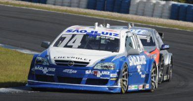 Stock: Popó Bueno termina etapa de Curitiba na 19ª posição