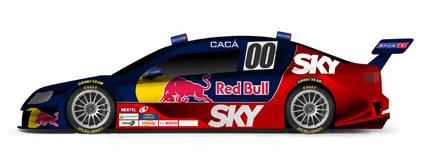Stock: Red Bull Racing e SKY Juntas na Stock Car em 2009