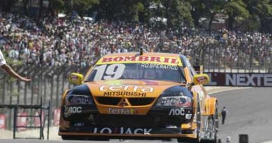 Stock: Maluhy e Sperafico acreditam em melhor desempenho da equipe Terra Racing em Brasília