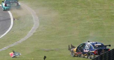 Stock: Acidentes Alheios Prejudicam Red Bull Racing em Interlagos