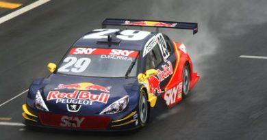 Stock: Terceiro, Serrinha garante melhor grid da Red Bull Racing desde 2007