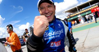 Stock: Allan Khodair é pole position em Brasília