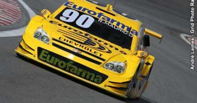 Stock: Ricardo Maurício é pole position em Interlagos (SP)