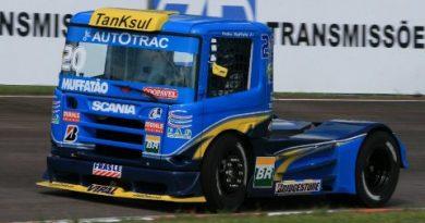 Truck: Acidente impede Muffato de buscar vitória em sua volta às pistas