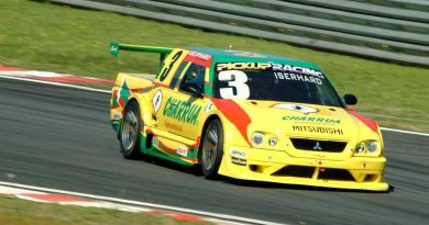 Pick-Up: Com problemas no motor Iserhard perde cinco posições