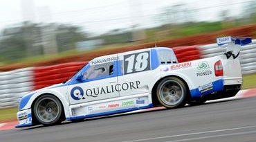 Pick-up: Rodrigo Navarro é o mais rápido em Tarumã