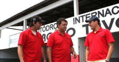 Pick-Up: Equipe Gramacho Stedile chega a Fortaleza para o próximo desafio