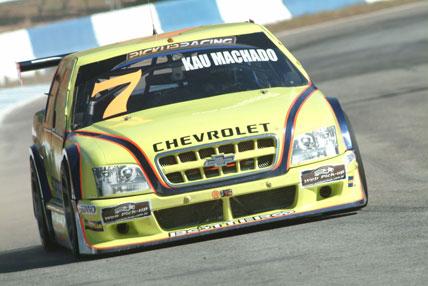 Pick-Up: Kau Machado termina em sétimo em Sta. Luzia