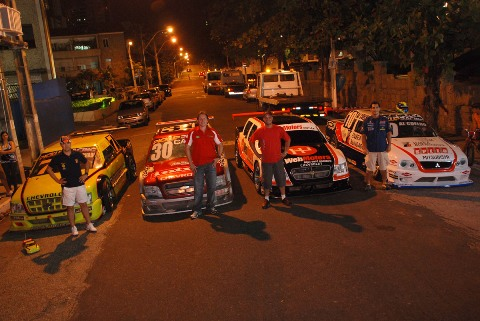 Pick-Up: Carreata animou Fortaleza
