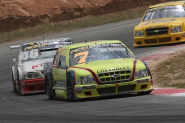 Pick-Up: Kau Machado termina em 7º na 5ª etapa em Fortaleza