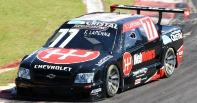 Pick-Up: Felipe Lapenna sai na pole position na corrida final