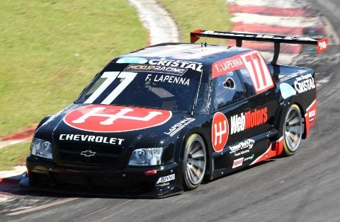 Pick-Up: Felipe Lapenna sai na pole position na corrida final