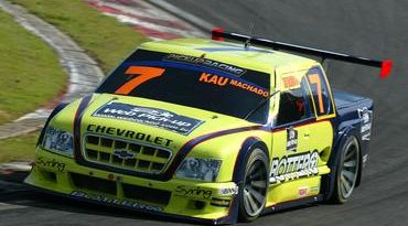 Pick-Up: Kau Machado estréia em oitavo na Stock Pick-up Racing