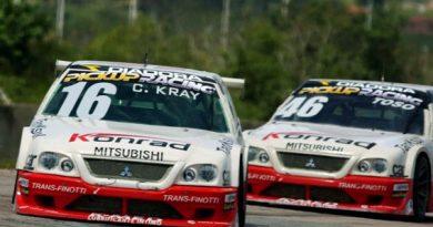 Pick-Up: Picapes Mitsubishi tentam primeira vitória