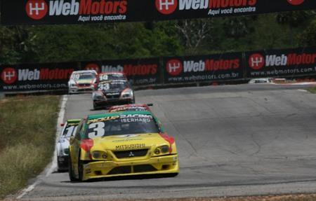 Pick-Up: Resultados positivos para Mottin-Charrua em Fortaleza