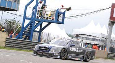 Pick-Up: Serafin Júnior conquista o topo do pódio