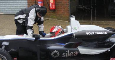 F3 Inglesa: Pietro Fantin participa de programa de desenvolvimento da Hitech Racing