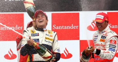 F1: Confira álbum de fotos do primeiro pódio de Nelson Piquet na categoria